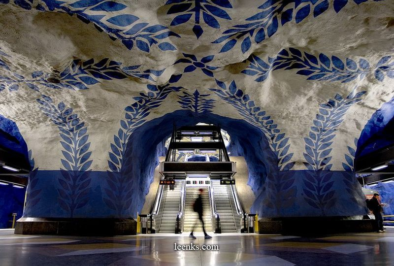 Swedish subway 3