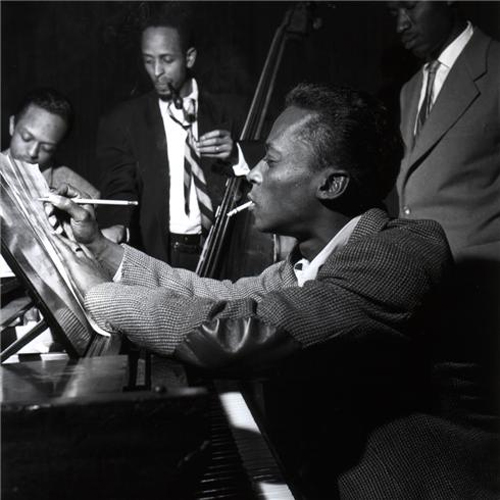 Miles and the band